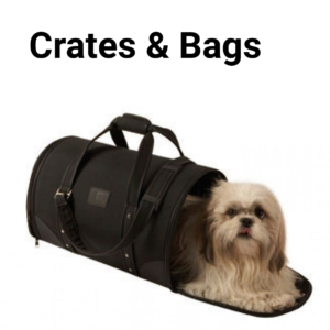 Dog Bags & Crates