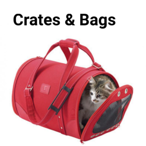 Cat Bags and Crates