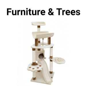 Cat Furniture & Trees
